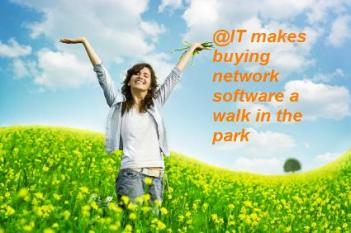 @IT Limited makes buying network software a walk in the park